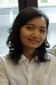 L-R Wutyi, Flora, Nong