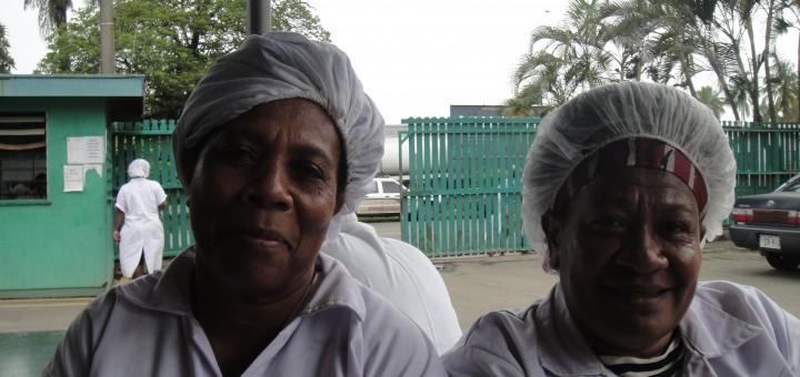 Fijian Union Members